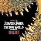 Jurassic Park/The Lost World (DVD, 2000, 2-Disc Set, Widescreen) BOX SET