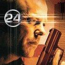 24 - Season 5 / FIVE COMPLETE (DVD, 2009, 7-Disc Set)