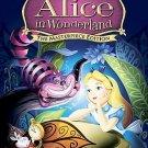 DISNEY Alice in Wonderland (DVD, 2004, 2-Disc Set, The Masterpiece Edition)