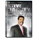 STEVE HARVEY Don't Trip...He Ain't Through with Me Yet (DVD, 2006) BRAND NEW