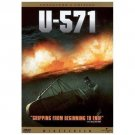 U-571 (DVD, 2000) BILL PAXTON,MATTHEW MCCONAUGHEY BRAND NEW
