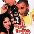 I Got the Hook-Up (DVD, 2001) MASTER P // AJ JOHNSON
