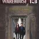 Warehouse 13: Season One (DVD, 2010, 3-Disc Set)