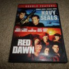 Navy Seals/Red Dawn (DVD, 2006, 2-Disc Set) CHARLIE SHEEN