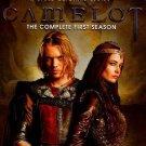 Camelot FIRST SEASON (Blu-ray Disc, 2011, 3-Disc Set)