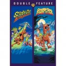 Scooby-Doo and the Alien Invaders/Scooby-Doo On Zombie Island (DVD, 2008)