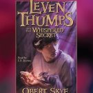 LEVEN THUMPS The Whispered Secret Obert Skye (2006, CD,Unabridged BRAND NEW