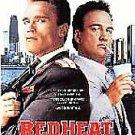 Red Heat (DVD, 2001) JAMES BELUSHI,ARNOLD SCHWARZENEGGER BRAND NEW