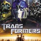 Transformers (DVD, 2007) MEGAN FOX,SHIA LABEOUF BRAND NEW W/SLIP
