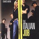 The Italian Job (DVD, 2003, Full Frame) MARK WAHLBERG BRAND NEW