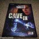 Cave In (DVD, 2004) MIMI ROGERS,PAUL GITTINS (BRAND NEW)