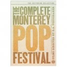 The Complete Monterey Pop Festival JIMI HENDRIX DVD 2002 3-Disc Set,Criterion...