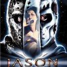 Jason X (DVD, 2002) LISA RYDER BRAND NEW