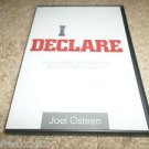 JOEL OSTEEN I DECLARE 4-DISC AUDIO CD SET