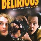 Delirious (DVD, 2008) ALISON LOHMAN,STEVE BUSCEMI BRAND NEW