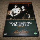 WUTHERING HEIGHTS SAMUEL GOLDWYN HOME ENTERTAINMENT DVD CLASSIC BLACK WHITE