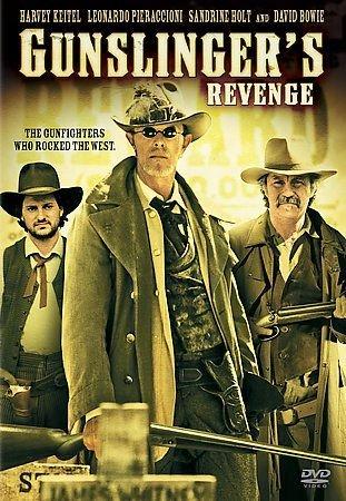 Gunslinger's Revenge (DVD, 2005) DAVID BOWIE