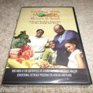 COOKING WITH HEART & SOUL HEART HEALTHY APPROACH TO FOODS YOU LOVE DVD (NEW)