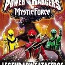 Power Rangers Mystic Force: Legendary Catastros (Vol. 2) (DVD, 2006)
