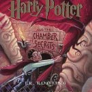 Harry Potter and the Chamber of Secrets Year 2 by J. K. Rowling (1999, CD,...