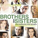 Brothers & / AND Sisters First Season (DVD, 2007, 6-Disc Set)