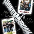 Thunderstruck (DVD, 2005) STEPHEN CURRY BRAND NEW