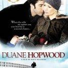 Duane Hopwood (DVD, 2006) DAVID SCHWIMMER (BRAND NEW)