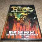 2004 OLETC MOCK PRISON RIOT WHAT CAN YOU DO? DVD BRAND NEW
