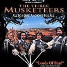DISNEY The Three Musketeers (DVD, 1999) KIEFER SUTHERLAND,CHARLIE SHEEN