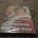 JUDY WOLTER BAILEY PRESENTS CHRISTMAS WITH THE HARP DVD (BRAND NEW)