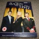 HOTEL BABYLON BBC SERIES TWO PAL / REGION 2 DVD BOX SET