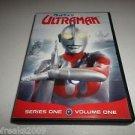 ULTRAMAN SERIES ONE VOLUME ONE DVD SET