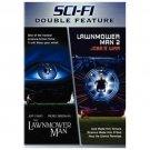 Lawnmower Man 1/Lawnmower Man 2 (DVD, 2006) FRAN WALSH,JEFF FAHEY