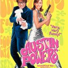 Austin Powers: International Man of Mystery (DVD, 1997) MIKE MYERS BRAND NEW