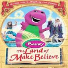 Barney - Land of Make Believe (DVD, 2005)