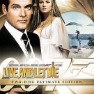 Live and Let Die (DVD, 2008, 2-Disc Set) W/SLIP COVER JANE SEYMOUR,ROGER MOORE