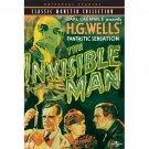 The Invisible Man (DVD, 2000) CLAUDE RAINS