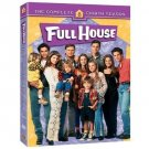 Full House: The Complete Eighth Season (DVD, 2007, 4-Disc Set, Digi-Pack)