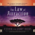 The Law of Attraction Set by Jerry Hicks and Esther Hicks (2007, CD, Unabridged)