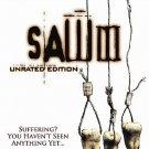 Saw III (Blu-ray Disc, 2007, Blu-Ray Widescreen) BRAND NEW