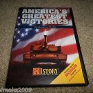 THE AMERICA'S GREATEST VICTORIES EISENHOWER ON D-DAY DVD