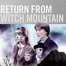 DISNEY Return From Witch Mountain (DVD, 2009) KIM RICHARDS,BETTE DAVIS BRAND NEW