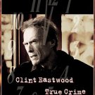 True Crime (DVD, 1999) CLINT EASTWOOD (BRAND NEW)