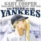 The Pride of the Yankees (DVD, 2002) GARY COOPER