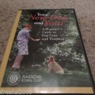 AMERICAN KENNEL CLUB YOUR NEW DOG AND YOU DVD