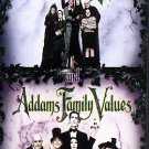 The Addams Family/Addams Family Values (DVD, 2006) BRAND NEW