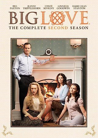 Big Love - The Complete Second Season (DVD, 2007, 4-Disc Set) BOX SET