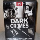 Dark Crimes - 50 Movie Pack (DVD, 2005, 12-Disc Set)