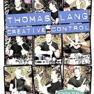 Thomas Lang - Creative Control (DVD, 2004, 2-Disc Set, Two Disc Set)