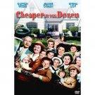Cheaper by the Dozen (DVD, 2004, Full Frame) CLIFTON WEBB BRAND NEW